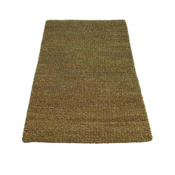 Rectangle Floor Rug Floor Carpet Indoor Mat Sea Grass 180x1cm