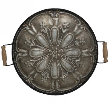 MARRAKESH ROUND TRAY WALL ART