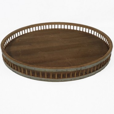 AVENTE LARGE TRAY 58 x 6CM