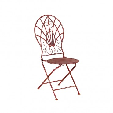 Federation Round Chair Seat Stool Occasional 45x99cm