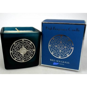 bulk 12 High Fragrance Candle 220G Wedding Wax Natural 8x8cm