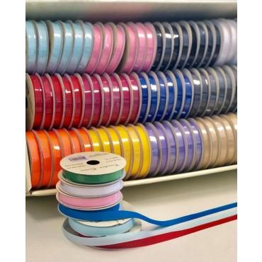 bulk 90 10Mm Grosgrain Ribbon Roll 14 Colors Party Wedding 90x4cm