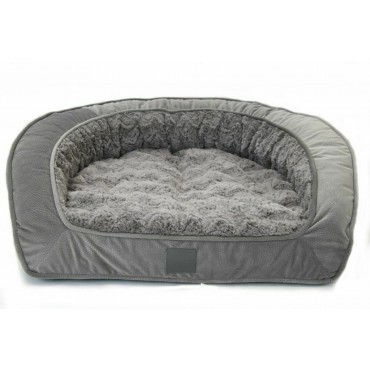 Designer Portsea Lounge Size 1 Dog Cat Puppy Cushion Mattress Mat 85x30cm