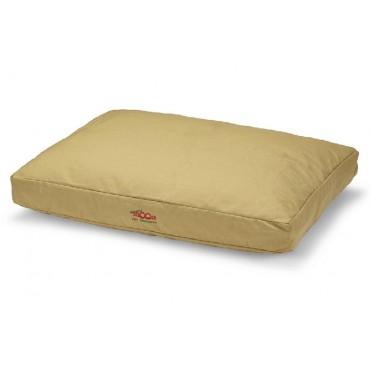 D1000 Dog Bed Medium Cat Pet Puppy Cushion Mattress Mat Tough Biscuit 105x20cm