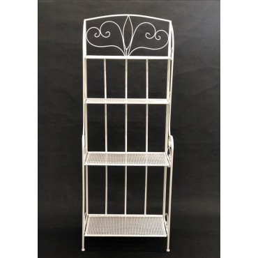 Bulk 2 Alexander 4 Tier Shelf Shelve Rack Bookshelf Storage White 60x160cm