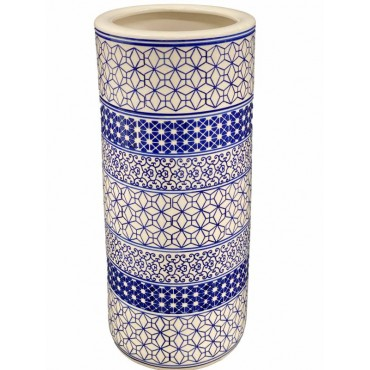 Umbrella Ceramic Stand Holder Storage Rack Bucket 20x46cm