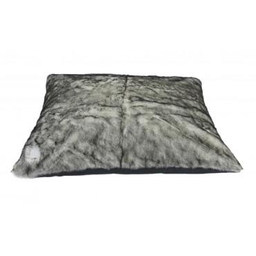 Jess Cushion Lux Fur Size 2 Dog Cat Puppy Cushion Mattress Mat 110x25cm