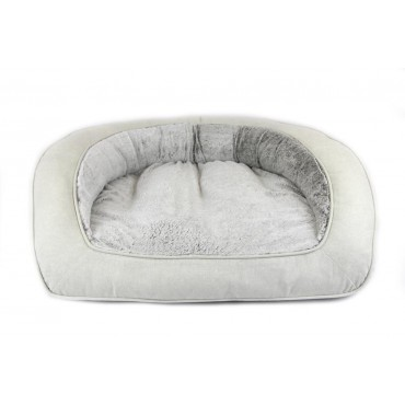 Designer Portsea Lounge Luxy Linen Size 2 Dog Cat Puppy Mattress Mat 108x25cm