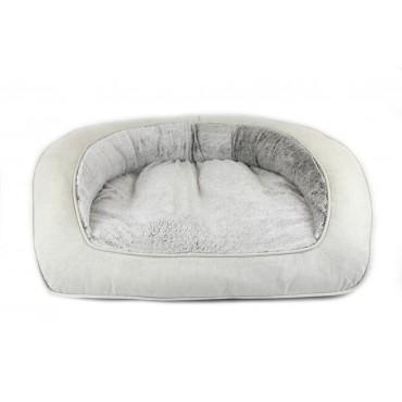 Designer Portsea Lounge Luxy Linen Size 1 Dog Cat Puppy Mattress Mat 85x25cm