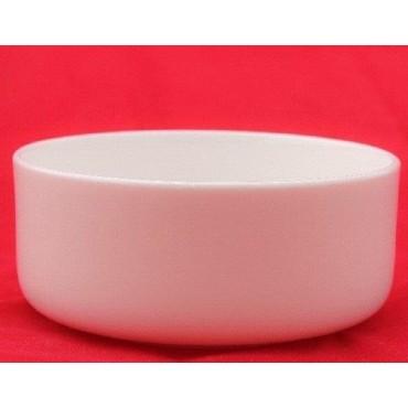 bulk 24 Bone China Vegetable Round Bowl Soup Serving Rice Dinner White 17x5cm