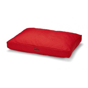 SNOOZA D1000 DOG BED MEDIUM RED