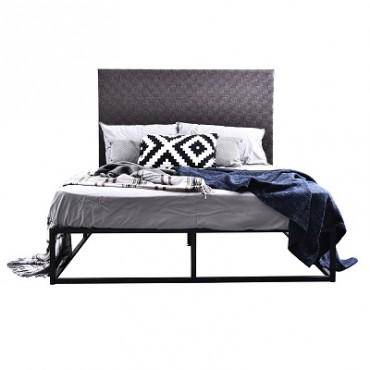 Weave platform bed